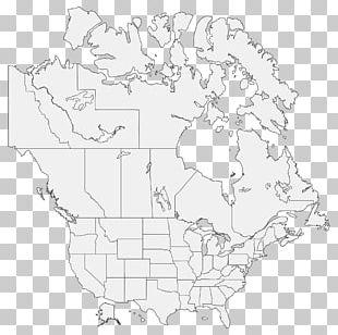 United States Line Art White Map Roylco Ltd PNG