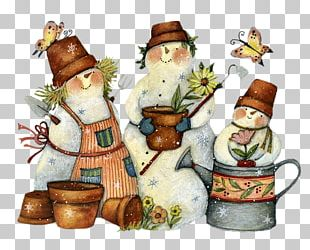 Snowman Christmas Illustrator PNG