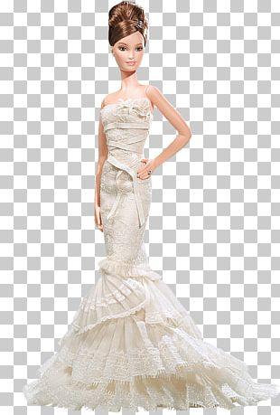 c77e6b578542 Vera Wang Bride: The Romanticist Barbie Doll #L9664 Vera Wang Bride: The  Romanticist