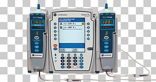 Infusion Pump Intravenous Therapy Becton Dickinson CareFusion PNG