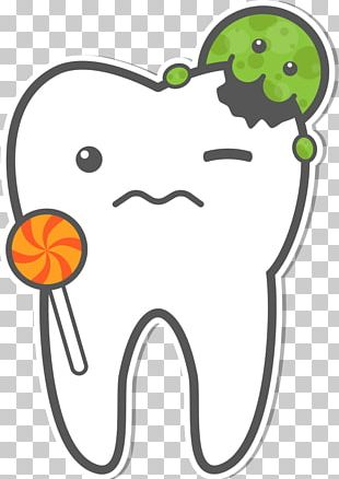 Tooth Decay Cartoon Dentistry PNG