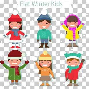 Winter Clothing Child PNG
