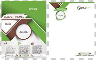 Flyer Poster Brochure PNG