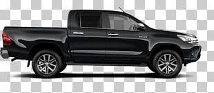 Toyota Hilux Car Pickup Truck Van PNG