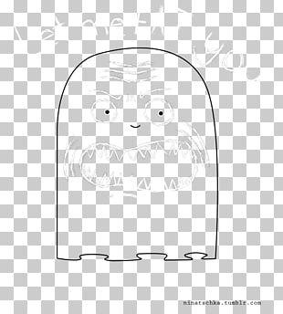 Bird Paper Smiley Line Font PNG