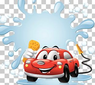 Car Wash PNG