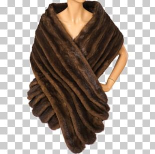 Fur Clothing Mink Stole Nerzfell PNG