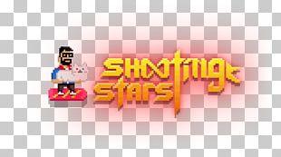 Logo Shooting Stars Shooter Game Video Game PNG