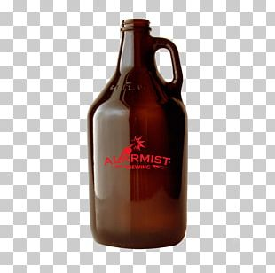Beer Brown Ale Growler Brewery PNG