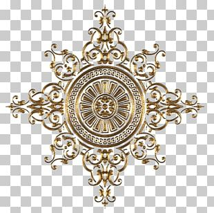 Ornament Decorative Arts Gold PNG