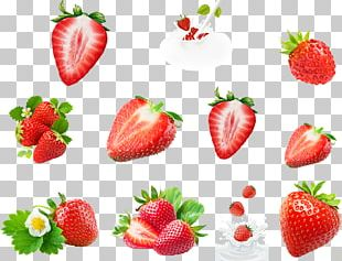 Strawberry Flavored Milk Icon PNG