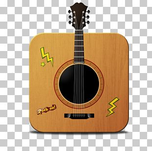 Acoustic Electric Guitar Tiple String Instrument Guitar Accessory Ukulele PNG