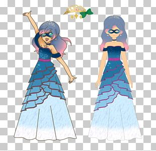 Costume Design Gown Cartoon Fairy PNG