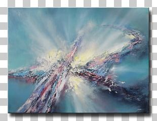 Oil Painting Abstract Art Artist PNG