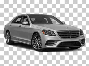 2018 Mercedes-Benz S-Class Car Luxury Vehicle PNG