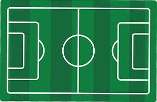 Football Pitch Stadium Goal PNG