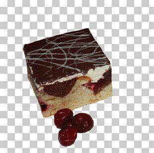 Frozen Dessert Chocolate Brownie Fudge PNG
