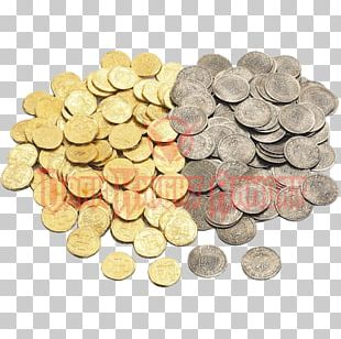 Pirate Coins Piracy Game Doubloon PNG