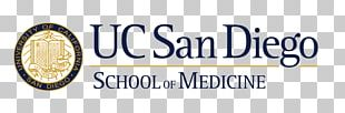 UC San Diego School Of Medicine University Of California PNG