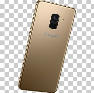 Smartphone Samsung Galaxy A8 (2016) Android Dual Sim PNG