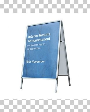 Easel PNG