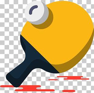 Racket Ping Pong Tennis Squash Sport PNG