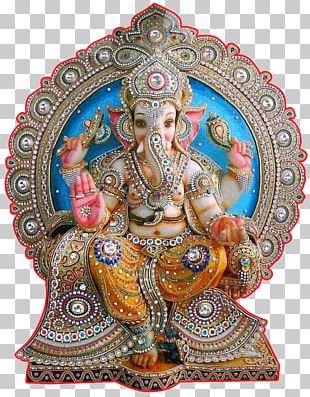 Krishna Ganesha Ganesh Chaturthi Sri Deity PNG