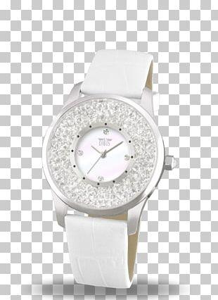 Amazon.com Watch Imitation Gemstones & Rhinestones Swarovski AG Clock PNG
