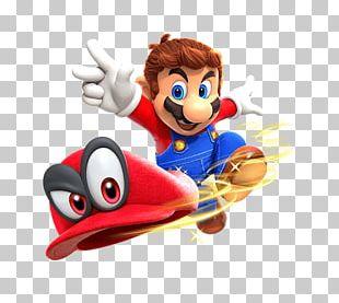 Super Mario Odyssey Super Mario Bros. Nintendo Switch Video Game PNG