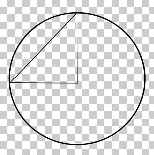 Circle Triangle Point Line Art PNG
