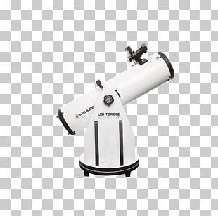 Dobsonian Telescope Meade Instruments Reflecting Telescope Newtonian Telescope PNG