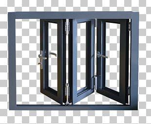 Window Folding Door Glass Aluminium PNG