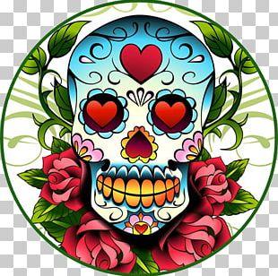 Calavera Towel Skull Day Of The Dead Bathroom PNG