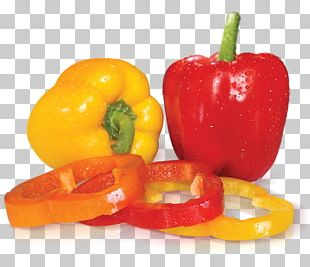 Bell Pepper Chili Pepper Vegetarian Cuisine Food Peperoncino PNG