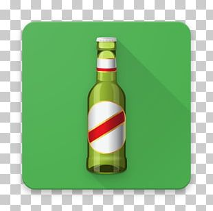 Spin The Bottle Beer Wine Glass Bottle PNG