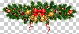 Christmas Tree Christmas Ornament Garland PNG