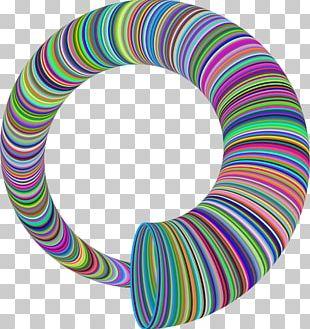 Circle Geometry Abstract Art Diamond Tool PNG