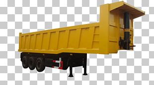 Dump Truck Semi-trailer Truck PNG