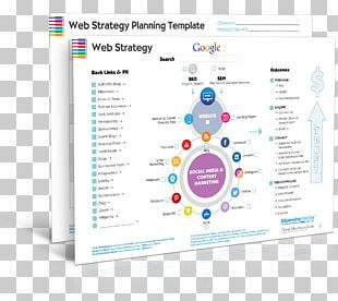 Strategic Planning Web Strategy Business Plan Marketing Strategy PNG