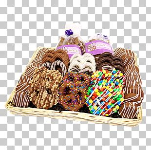 Food Gift Baskets All City Candy Mentor Chocolate Pretzel PNG