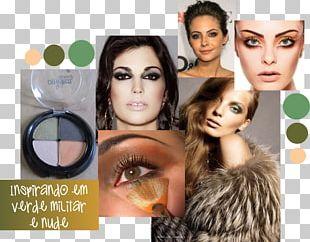 Eye Shadow Eyebrow Eye Liner Hair Coloring Eyelash PNG