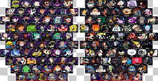 Nicktoons Unite! Cartoon Network Nickelodeon PNG