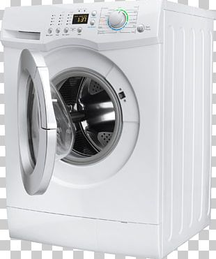 Washing Machine Laundry Home Appliance PNG