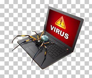 Laptop Computer Virus Computer Repair Technician Antivirus Software PNG