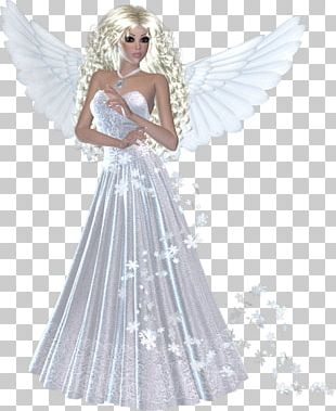 Angel Winter Ansichtkaart Animaatio Name Day PNG