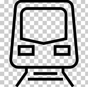 Train Rail Transport Encapsulated PostScript Computer Icons PNG