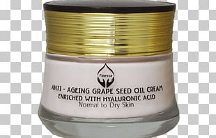 Anti-aging Cream Lotion Grape Seed Oil Wrinkle PNG