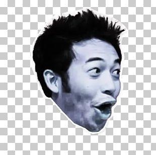 Twitch PogChamp Emote Video Game Emoticon PNG