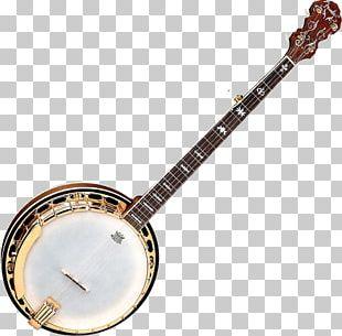 Banjo String Instruments Musical Instruments Guitar PNG