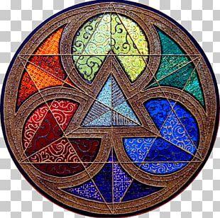 Mandala Sacred Geometry Symbol Meditation PNG